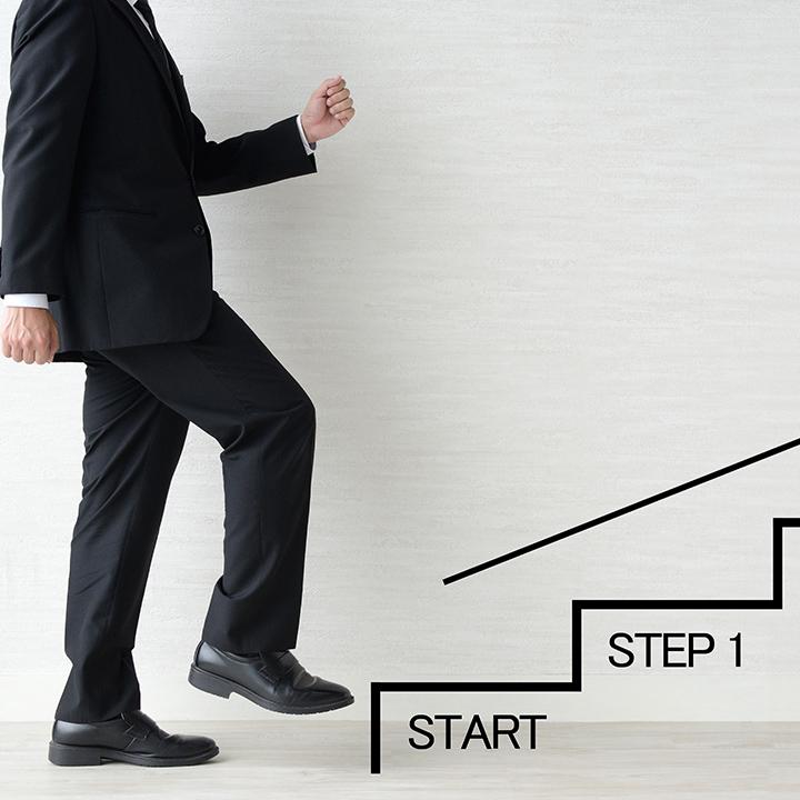 転職成功までの流れ